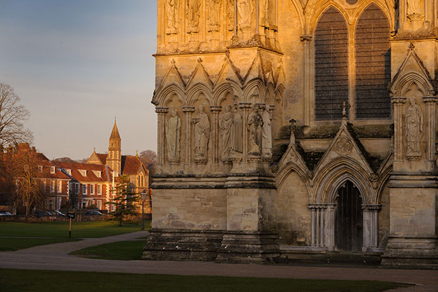 Sarum College & Salisbury Cathedral
