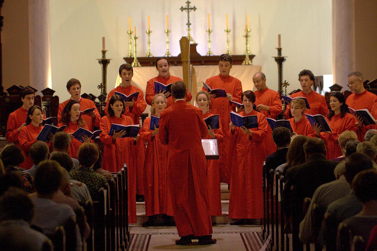 robed-choir