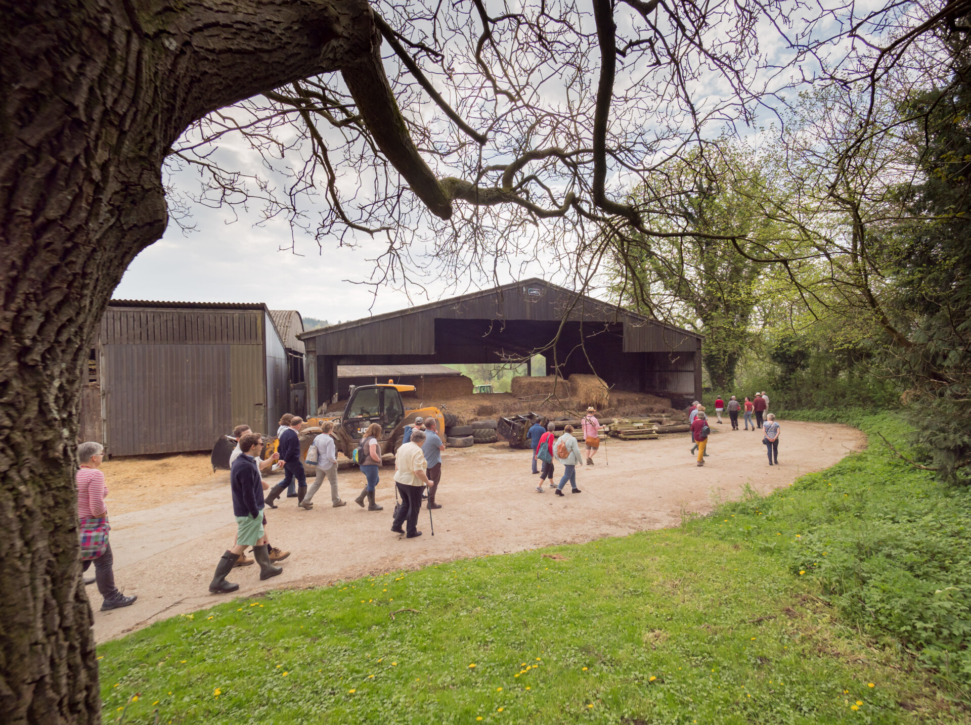 Rural Ministry Farm Visit