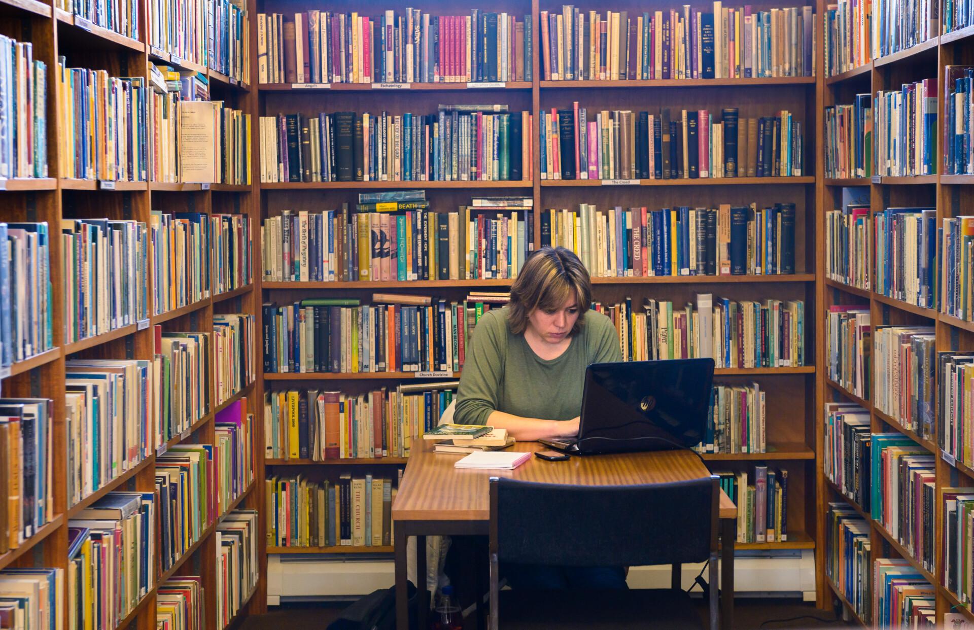 Sarum College Library